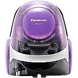 Panasonic 松下 MC-CL727黑紫色无尘袋真空吸尘器 空气净负离子吸嘴