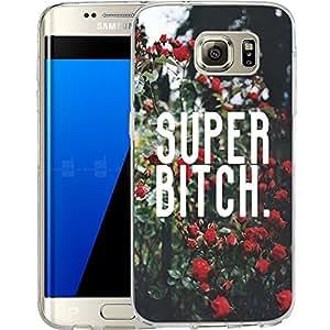 GALAXY S7Edge 手机壳 Samsung Galaxy S7edge 手机壳 TPU 防滑高清印刷报价箴言31:25 SRSR (79)