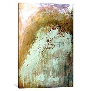 """iCanvasART 1 Piece Calculated Canvas Print by Heather of ford, 18 by 12""""/1.5"""" Deep"""