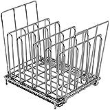 LIPAVI - 原创 Sous Vide Rack - 多种尺寸可选 亮灰色 L10 - Family Size L10