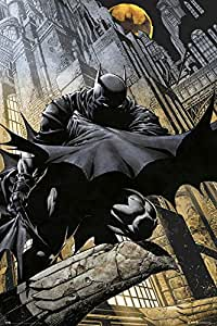DC 漫画海报蝙蝠侠大卫