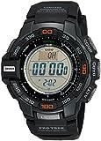 Casio卡西欧 男士PRG-270 Pro Trek三重传感器多功能数字运动手表