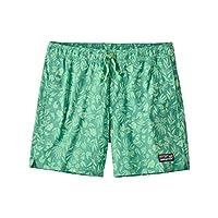 Patagonia 男式 M 码弹力波浪短裤 - 40.64 厘米短裤