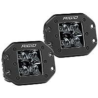 Rigid Industries 212213BLK D 系列 Pro 聚光灯