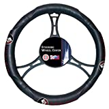 "The Northwest Company NCAA 方向盘套 Made To Fit 14.5""-15.5"" Steering Wheels 1COL605001015RET"