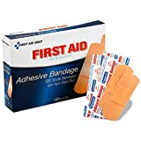 "PhysiciansCare First Aid Plastic Bandages, Box of 100, 1"" x 3"""