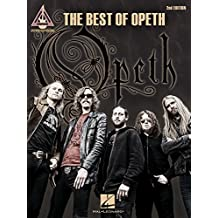 The Best of Opeth: 2nd Edition (Guitar Recorded Versions) (English Edition)