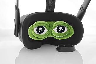 BMTick Mad Frog 镜头保护套适用于 Oculus Quest VR 耳机(带清洁布)英国/欧盟