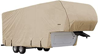 Eevelle Goldline *五轮拖车罩适合 413 英寸长 x 266 英寸宽 x 304.8 厘米高