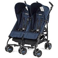 Peg Perego 双人婴儿推车 Pliko Mini Twin,2018款,各种颜色 Geo Navy