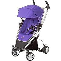 美版Quinny 奎尼Zapp Xtra儿童推车-紫色 适用6个月-5岁儿童,双向推行,角度调节最大175度,可坐可躺,推车可直接折叠,可上飞机,可链接Maxi cosi提篮(包邮包税)