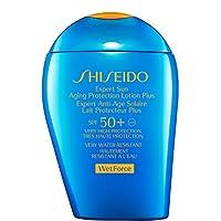 SHISEIDO 资生堂 新艳阳 夏臻效水动力防护乳SPF50 100ML/瓶 (日本品牌)