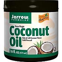 Jarrow Formulas Extra Virgin Coconut Oil, 16 Ounce
