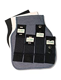 澳洲Fertile Mind孕妇隐形腹带组合(附2条钮扣和2条滑扣伸缩带) KB103