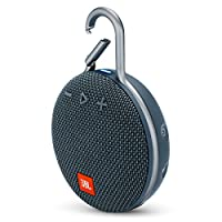 JBL Clip 3 便携式防水无线蓝牙扬声器JBLCLIP3BLUAM