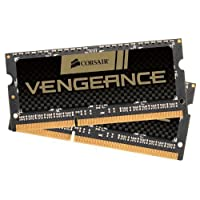 Corsair海盗船Vengeance 16 GB (2x8GB) DDR3 1600 MHz (PC3 12800)便携式计算机内存