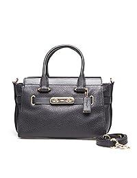 Coach 蔻驰 女式 斜挎包 BAGS 87295-LIBLK LI/黑色 均码