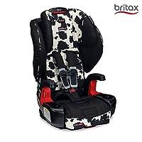 (跨境自营)(包税) 美版 Britax Frontier ClickTight 儿童安全座椅, COWMOOFLAGE 奶牛色(跨境自营)