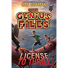 The Genius Files #5: License to Thrill (English Edition)