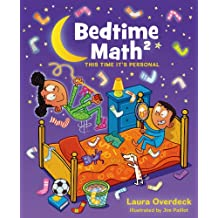 Bedtime Math: This Time It's Personal (Bedtime Math Series Book 2) (English Edition)