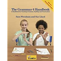 The Grammar 6 Handbook: In Precursive Letters (British English edition)