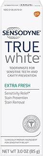 舒适达正白牙膏适用于敏感牙齿