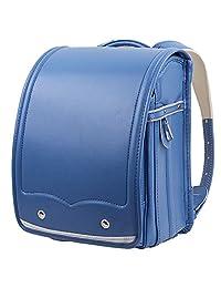 Sallsynt 日本小学生书包女孩男孩儿童1-6年级减负护脊双肩包可爱日式书包