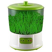 麦卓大容量双层发豆芽机DYJ-A03生豆芽机豆芽罐