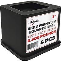 iPrimio 黑色床垫 黑色 4 Pack 43397-31003