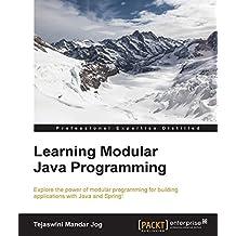 Learning Modular Java Programming (English Edition)