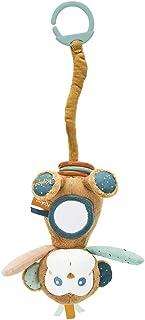 Kaloo Jungle Sam 猴子镜子拨浪鼓