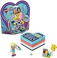 LEGO 乐高 Friends系列 心形小物件收纳 甜美沙滩洗澡 41386 积木玩具 女孩