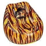 Jurassic World ANJW1082 充气椅,58.42 厘米 x 76.2 厘米 x 76.2 厘米,多色