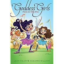 Pallas the Pal (Goddess Girls Book 21) (English Edition)