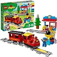 LEGO DUPLO Dampfeisenbahn 10874 玩具火车 2 Jahre to 5 Jahre Spielzeugeisenbahn 多色