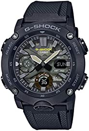 Casio 卡西欧 G-Shock 模拟数字碳树脂迷彩表盘手表 GA2000SU-1A