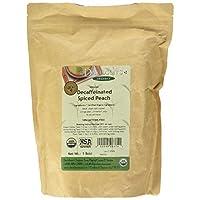 Davidson's Tea Bulk, Decaf. Spiced Peach, 16-Ounce Bag