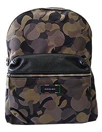 Paul Smith 男式 迷彩双肩包 ATXD-4870-L894 79-黑色 29.5*15*42cm