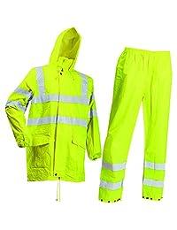 Lyngsoe LR40552-53-XXL 尺码 2XL 夹克和裤子 - 土星黄色-P Saturn Yellow Medium LR40552-53-M