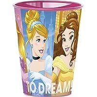 Disney 迪士尼花瓶,粉色,13 x 22 x 8 厘米