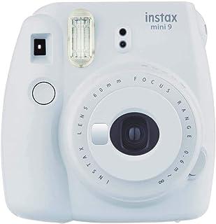 Fujifilm 富士 instax Mini 9 拍立得相机 - 烟白色