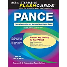 PANCE (Physician Assistant Nat. Cert Exam) Flashcard Book (PANCE Test Preparation) (English Edition)