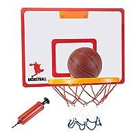 AMPERSAND SHOPS 室内迷你篮球篮筐套装
