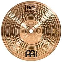 Meinl Cymbals 20.32cm 溅水 – HCS 传统铜色鼓套装,德国制造,2 年质保 (HCSB8S)