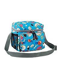 Everest Cooler / 午餐图案包包旅行包