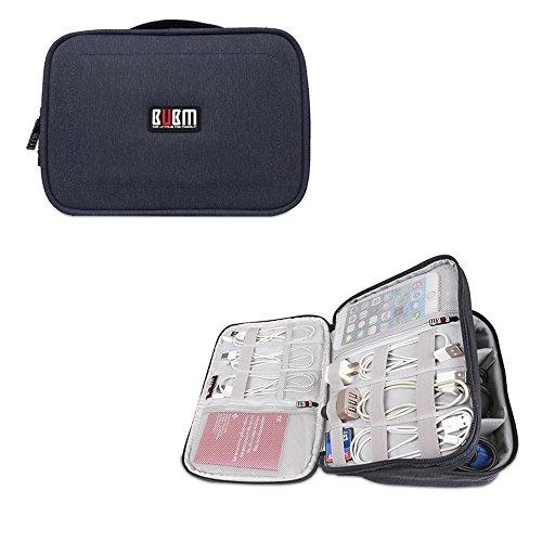 BUBMは美しくなければならないDPSパワーパックデジタルアクセサリー仕上げバッグ収納バッグウォッシュバッグ化粧品バッグiPad収納