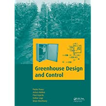 Greenhouse Design and Control (English Edition)