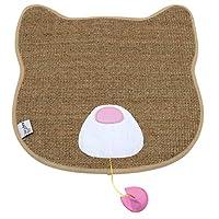 Kitty City 优质针织剑麻地毯刮擦系列,刮擦垫,猫咪家具,猫咪猫咪猫咪爬行器 *
