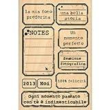 Florilèges-FIHA113030 剪贴簿邮票 Etichette D Epoca 米色 15 x 10 x 2.5 厘米