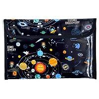 联络袋 太阳系行星和宇宙星象仪(黑色) N4034100